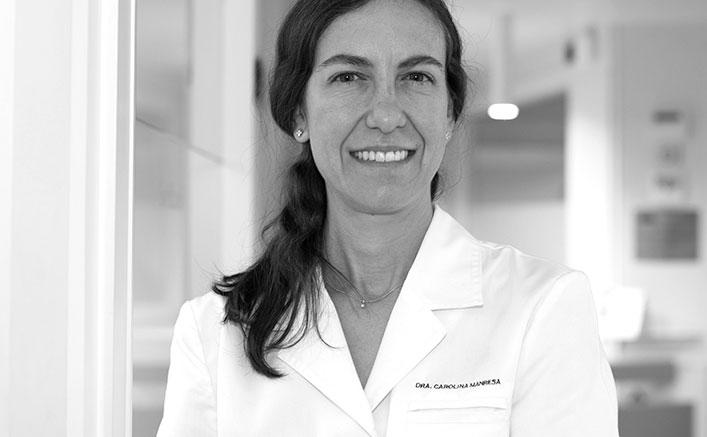 Dra. Carolina Manresa. Doctora en Odontología
